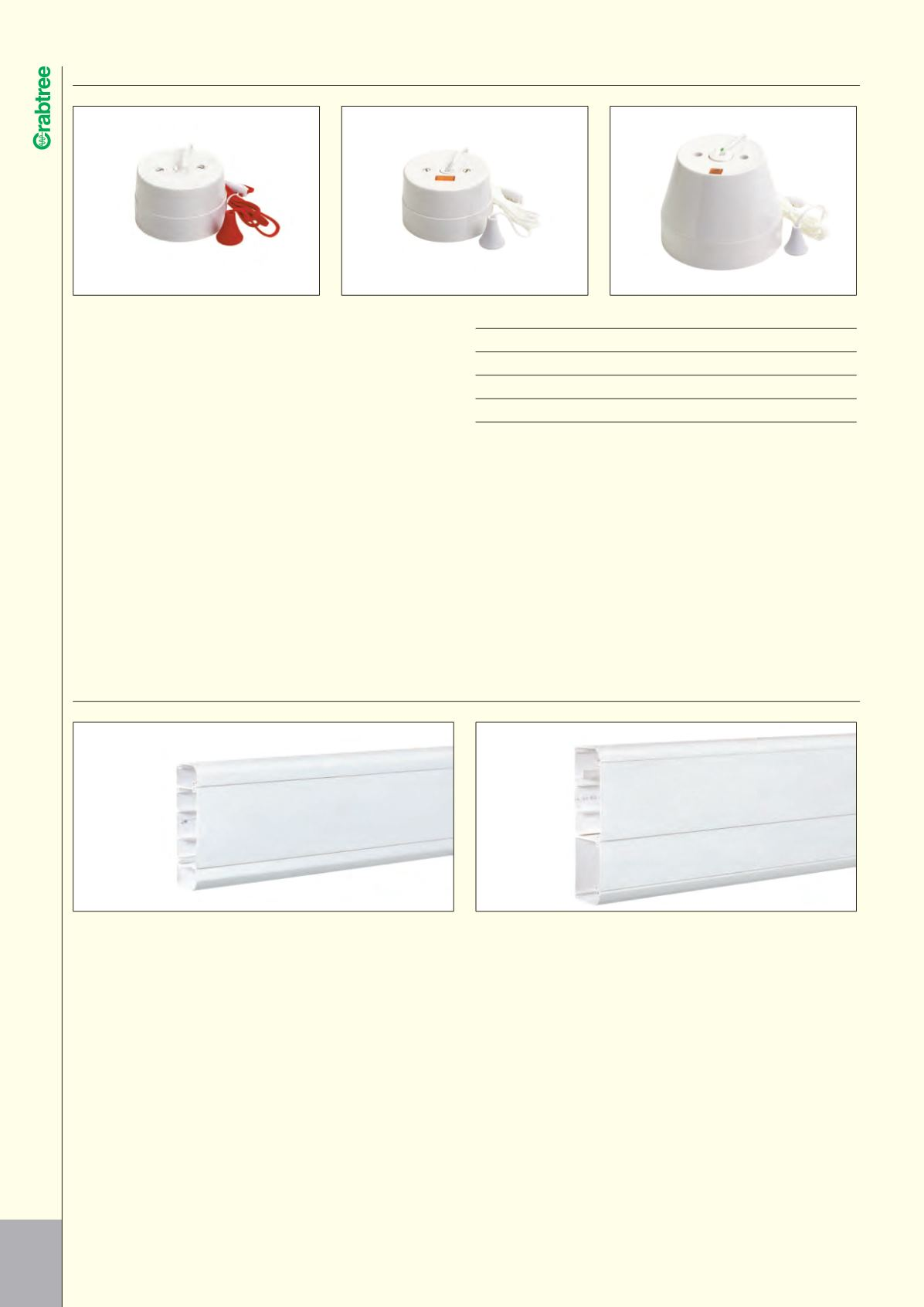 Crabtree Electrical Wiring Accessories Iee Regs Page Background