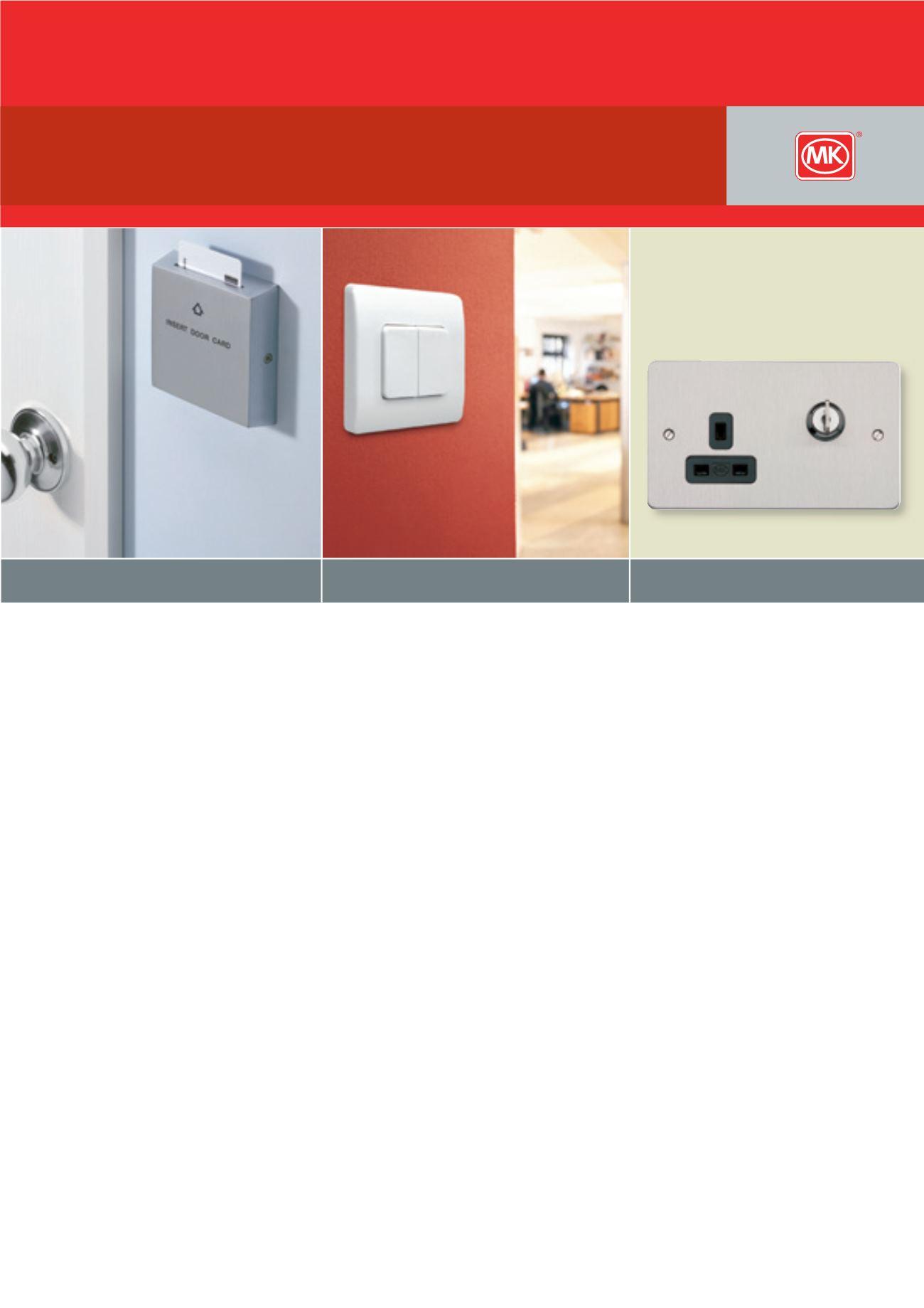Outstanding Mk Wiring Devices Range Brochures Wiring Digital Resources Antuskbiperorg