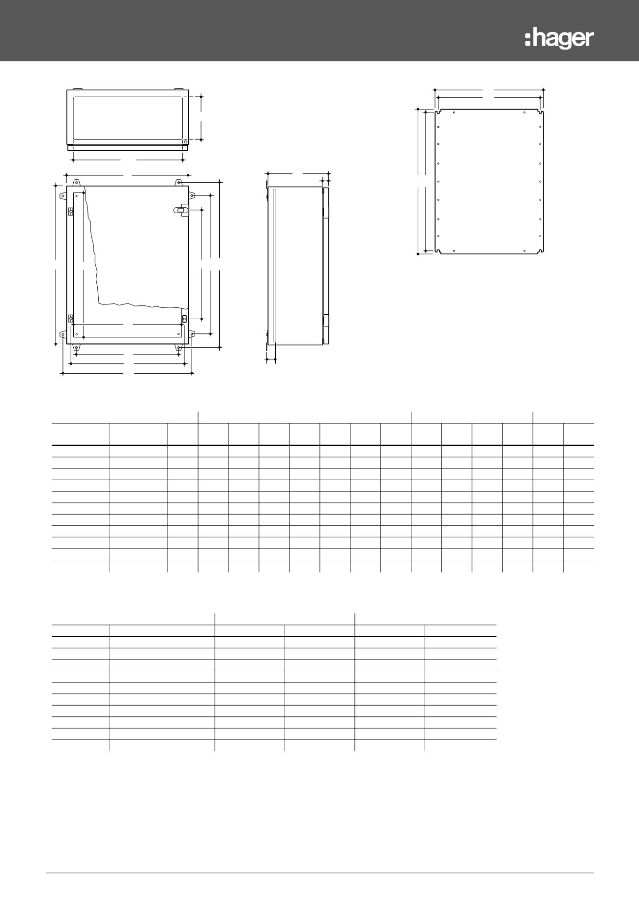 hager general catalogue 2017 18. Black Bedroom Furniture Sets. Home Design Ideas