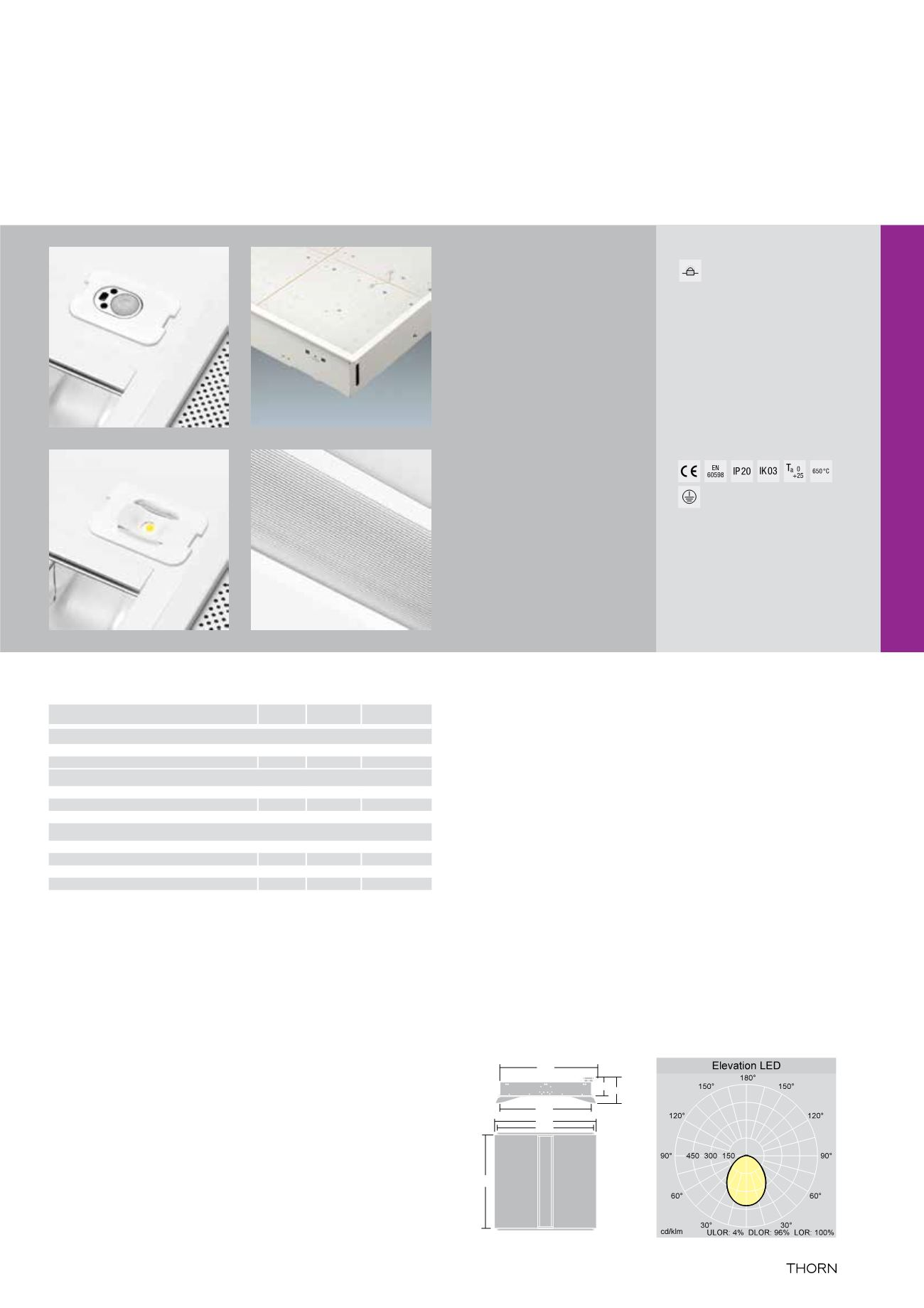 Page Background  sc 1 st  Electrika & Thorn - Product Catalogue - 2014/2015