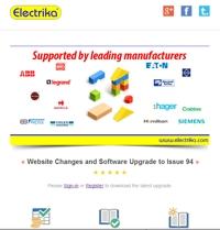 Electrika Leaflet