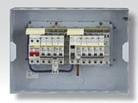 4+6 way KQ+ type A split load dist board