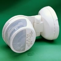 220 DEGREE PIR SENSOR 16M FRONTAL 16M LATERAL WITH REMOTE CONTROL IP55