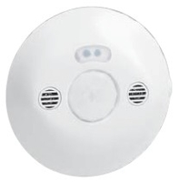 PIR and ultrasonic ceiling mounting sensor 360o