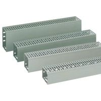 Transcab open slot panel trunking