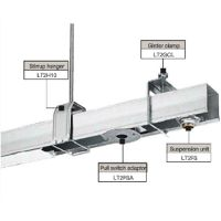 Salamandre lighting trunking