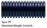 10mm black standard weight modified pa 12 10mm Black