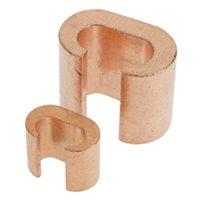 Copper 'C' shape connector 50-70 mm² 35-70 mm² 25 0.09 kg