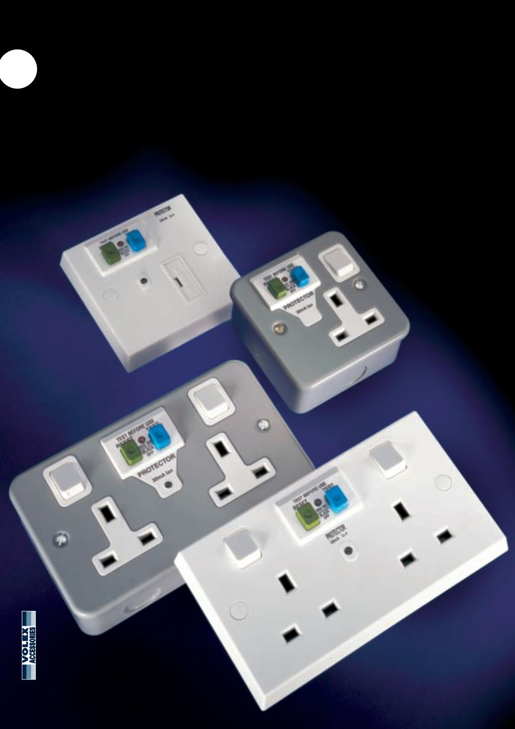 Volex Wiring Accessories Domestic Circuit Protection