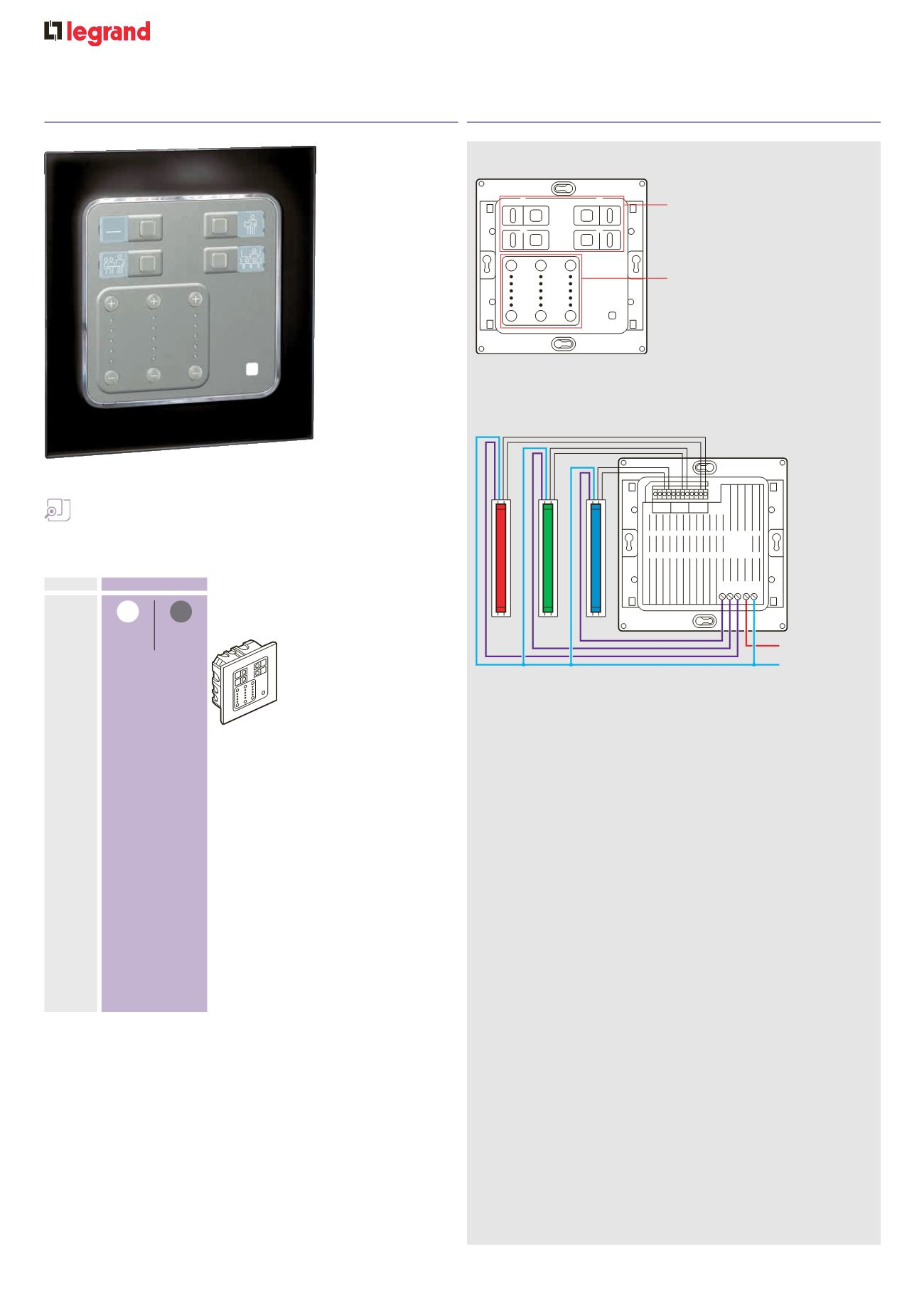 Wiring Accessories Product Guide Page Background