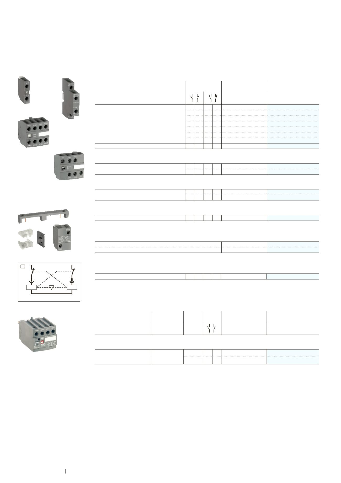 abb af09 contactor wiring diagram wiring library30 block contactors 0115 abb low voltage af09