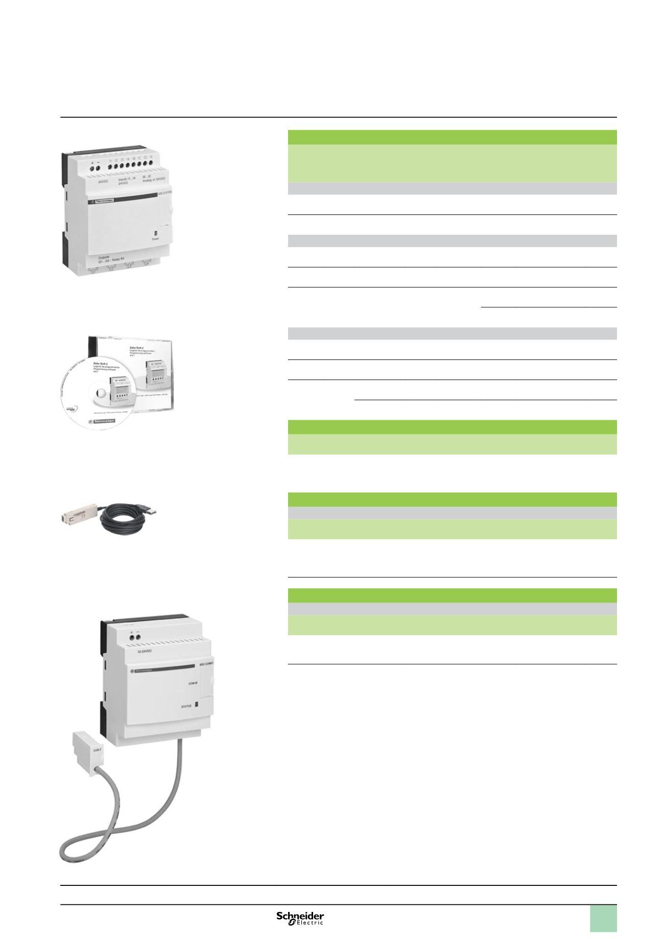 [SCHEMATICS_4US]  Smart relays Zelio Logic   Zelio Smart Relay Wiring Diagram      Smart relays Zelio Logic