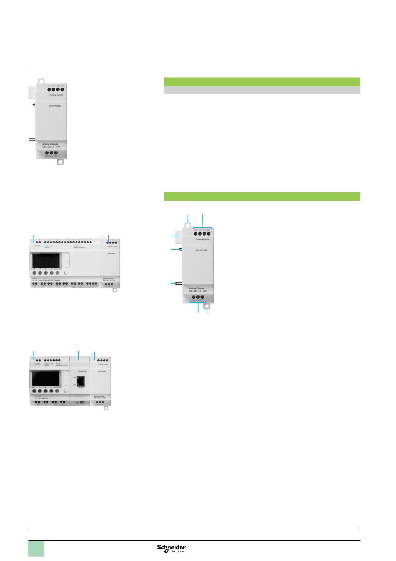 [DIAGRAM_5LK]  Smart relays Zelio Logic   Zelio Smart Relay Wiring Diagram      Smart relays Zelio Logic
