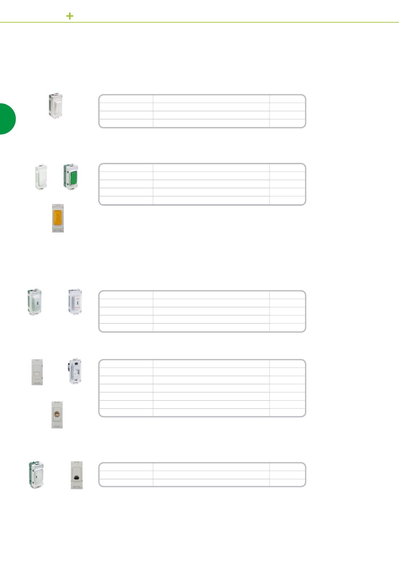 Schneider Electric Wiring Devices Catalogue 2 Way Retractive Switch Page Background