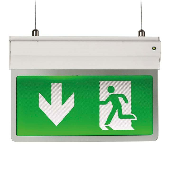 Ansell lighting eagle 3 in 1 led exit sign cheapraybanclubmaster Image collections