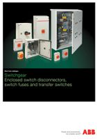 Abb Switchgear Manual Pdf