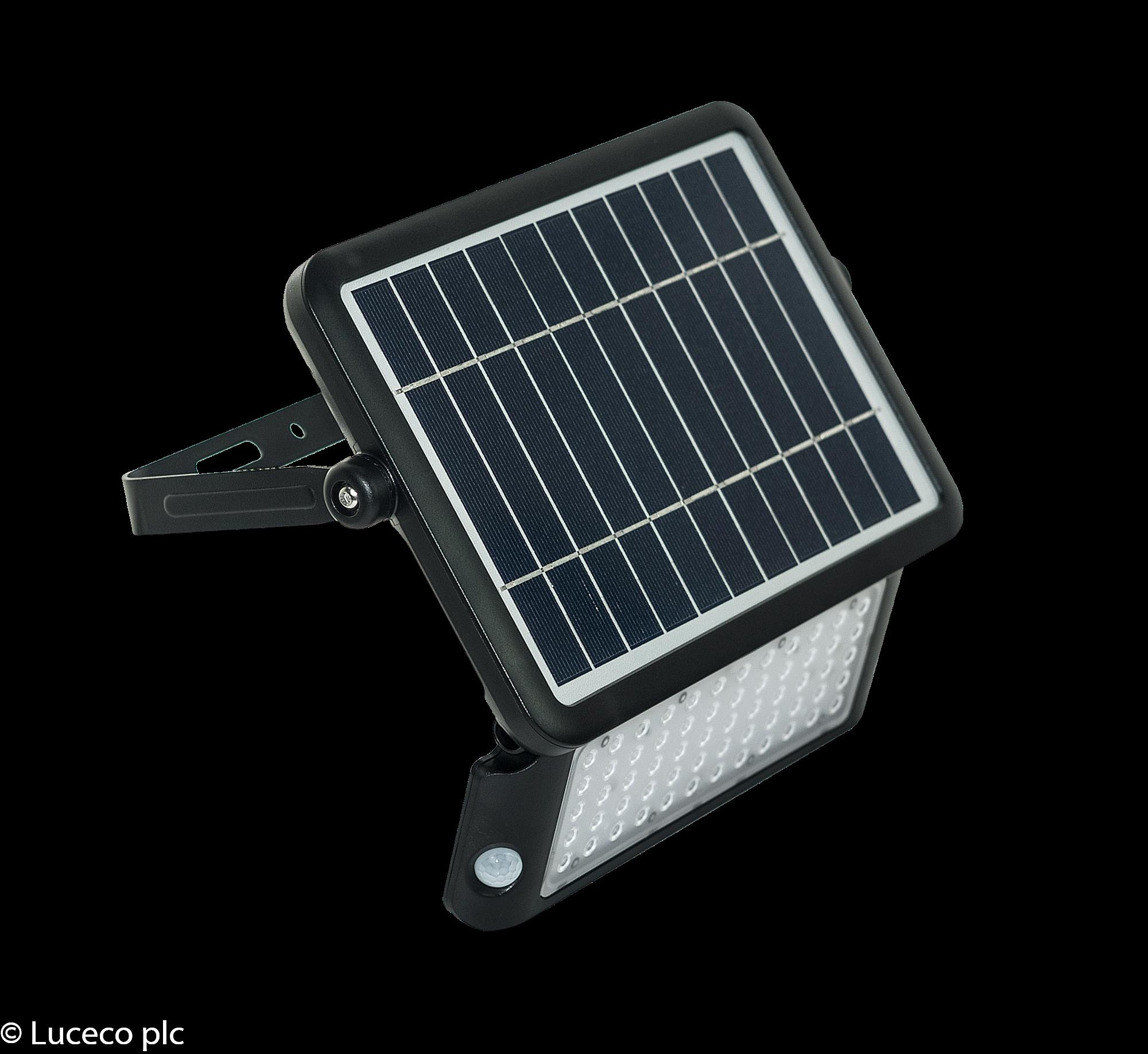 Solar Pir Outdoor Led Lighting