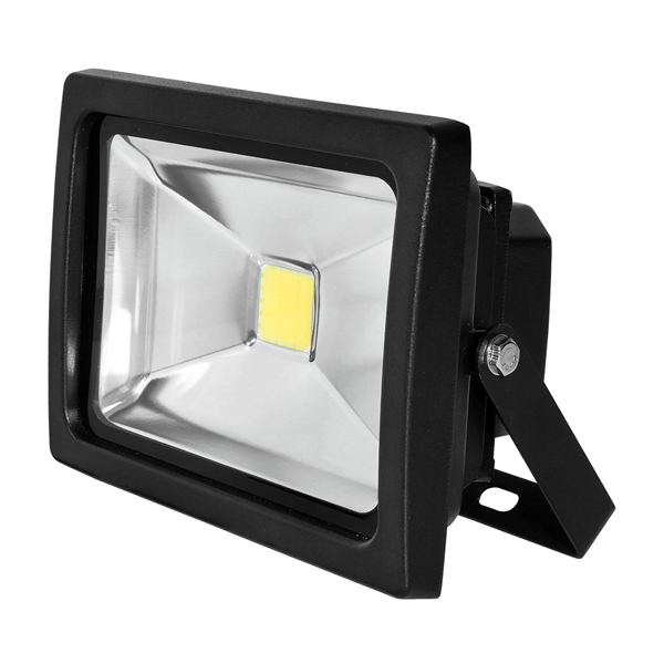 FL100 Floodlight 20W Black