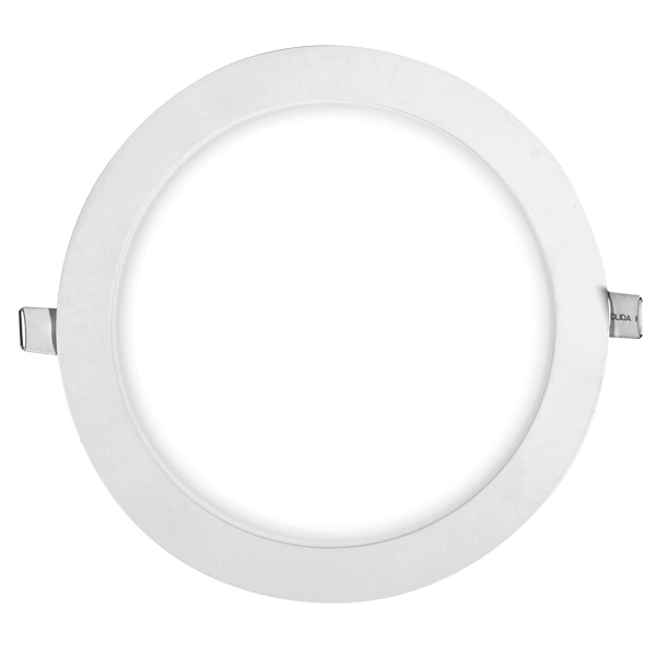 DL100 Slimline Downlight  15W 4000K White