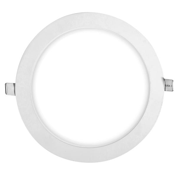 DL100 Slimline Downlight  15W 6000K White