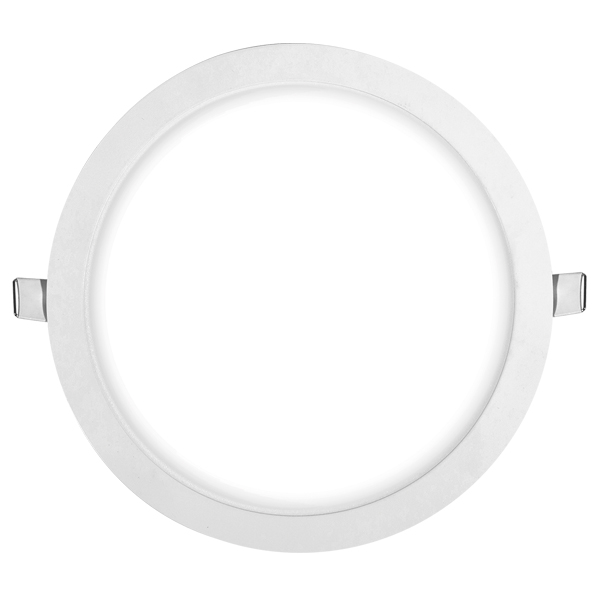 DL100 Slimline Downlight 20W 3000K White