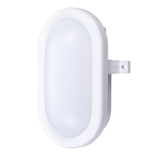 BH700 Oval Bulkhead 5W 6000K White