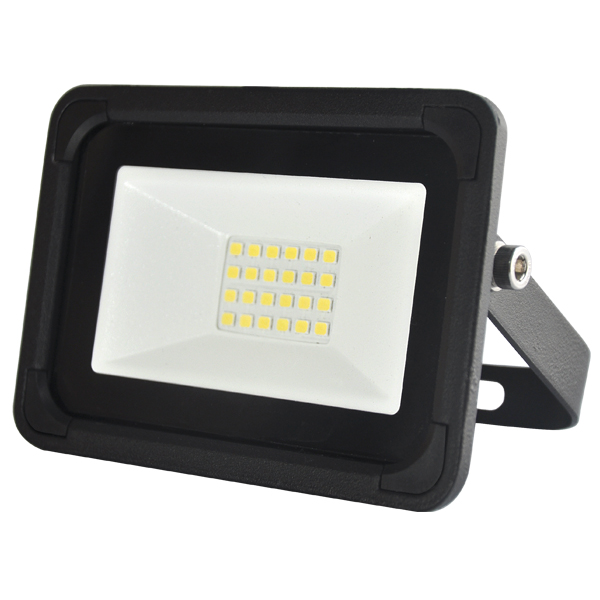 Lifford Floodlight AC 10W 4000K Black