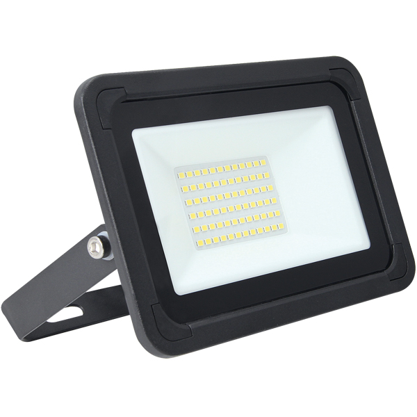 Lifford Floodlight AC 20W 4000K Black