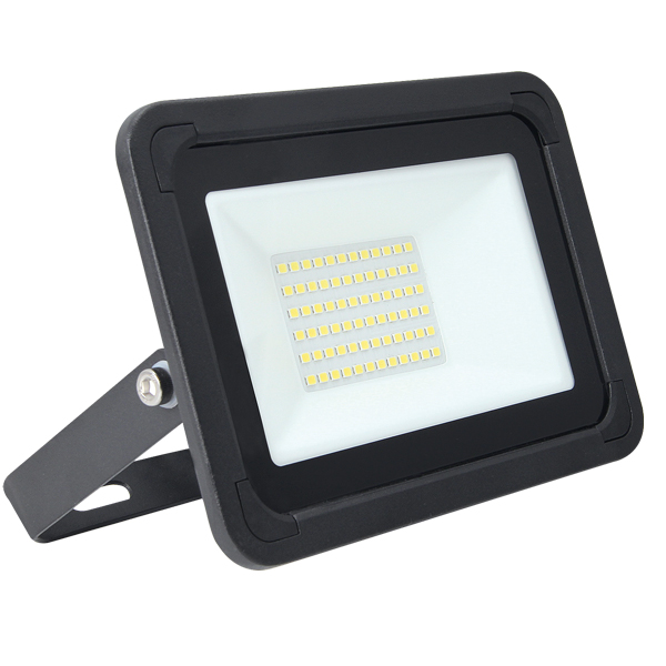 Lifford Floodlight AC 30W 4000K Black