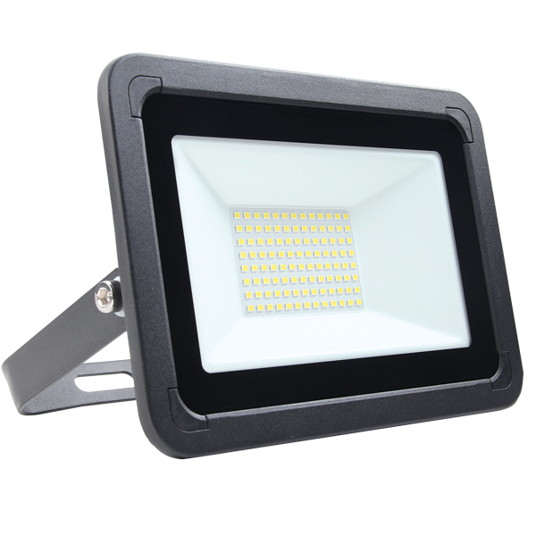 Lifford Floodlight AC 50W 4000K Black