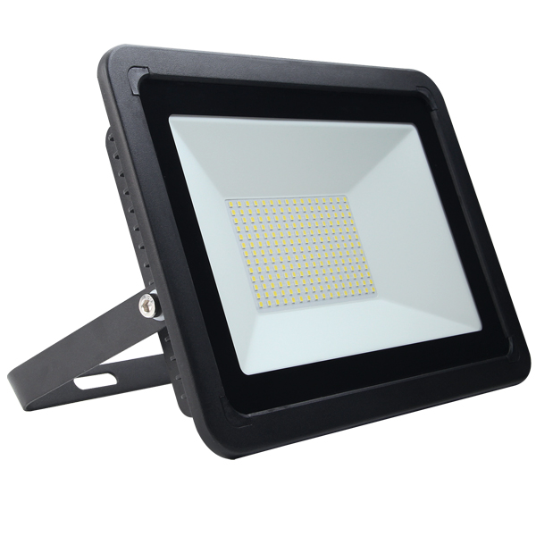 Lifford Floodlight AC 100W 4000K Black