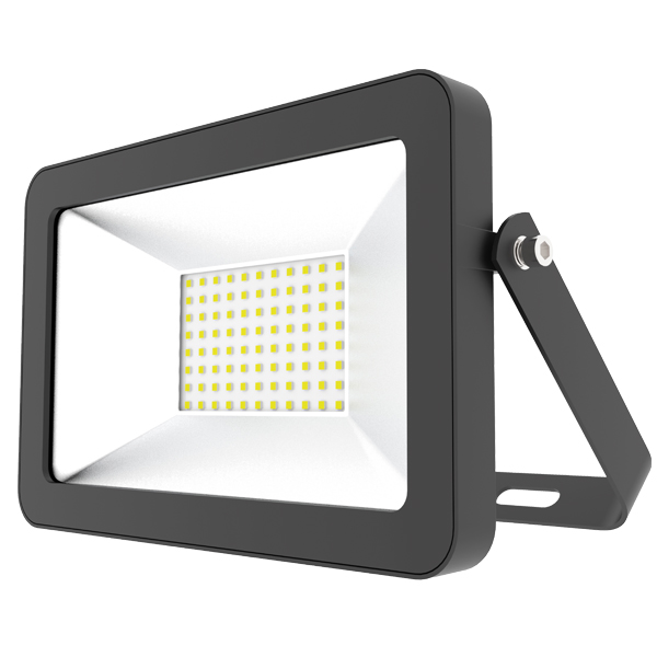 Frankly Floodlight 50W 4000K Black