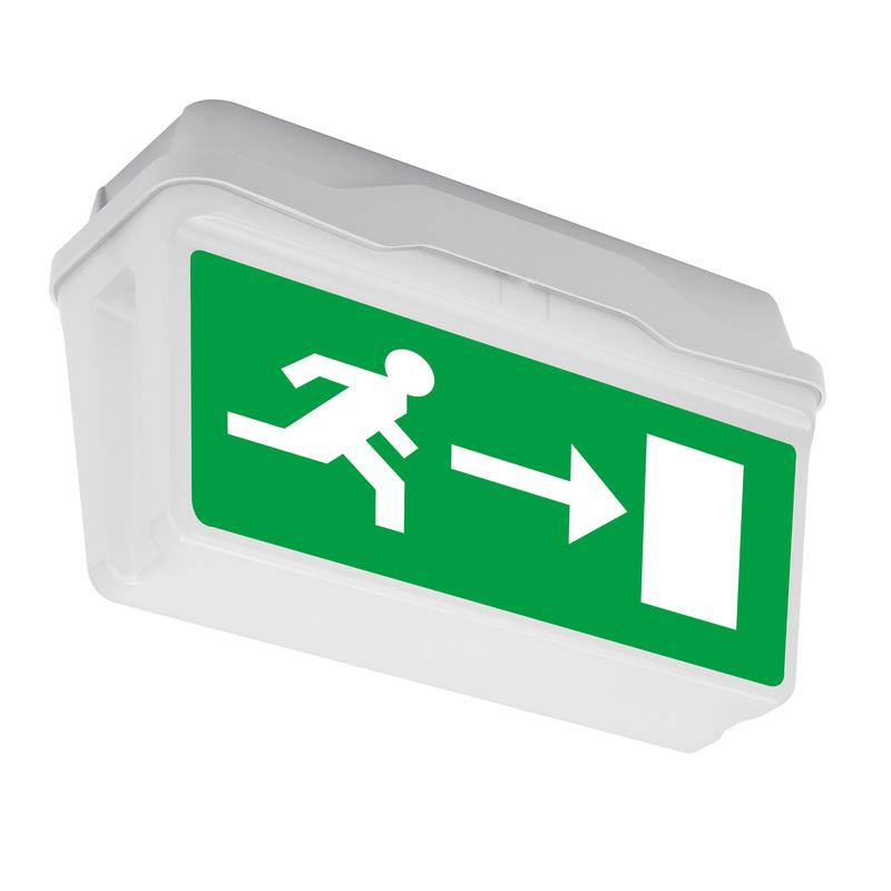 Brent LED Emergency Bulkhead Drop Accessory
