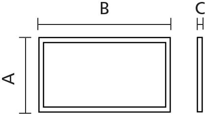 Wraysbury Panel 600x600  TP (a) 36W 3CCT White
